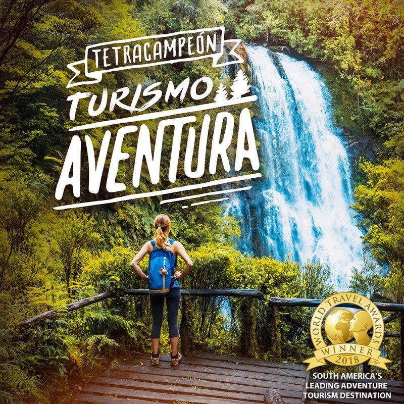¡Vota por Chile como el mejor destino de Turismo Aventura 2019!