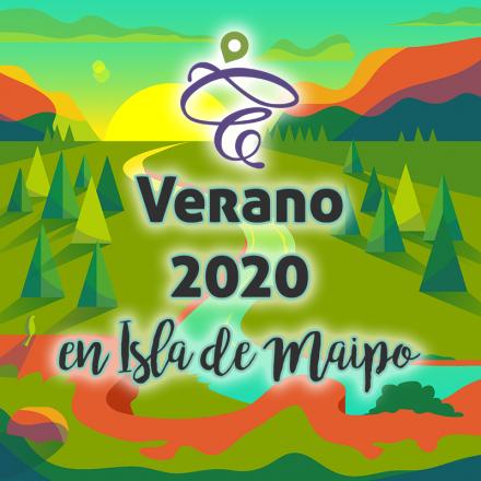 Verano entretenido 2020 en Isla de Maipo