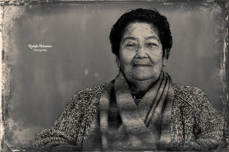 Teresa Villegas, la camarera más longeva de la Virgen de la Merced